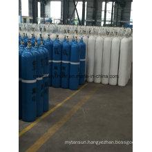 99.999% N2o ISO9809-3 Gas Cylinder