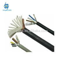 Multi-Par multi-core Blindado retardador de chama Instrumento eletric Cable
