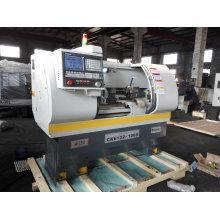Máquina industrial do torno do CNC com alta velocidade e precisão