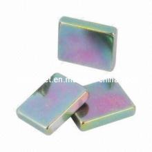 Магниты с покрытием цвета Zn