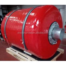 High Elastomer Polyethylene Mooring CylindricalChain/Pick-up Buoy