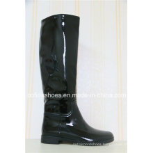 Fashion Low Heel Rubber Winter Snow Women Boots