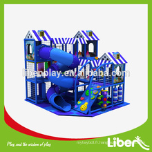 Les enfants ont utilisé la vente commerciale d'équipement de terrain de jeux intérieur, aire de jeux pour jeux de parc d'attractions