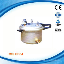 MSLPS04W New Aluminum Portable Pressure Steam Sterilizer