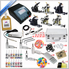Wholesale Price Tattoo Machine Kit with 6 Tattoo Machine Gun, Tattoo Machine Part, Rotary Tattoo Machine Motors