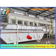 Pengering asam malat / Vibrating fluid bed dryer