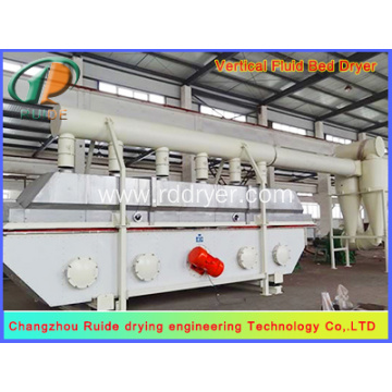 Water Soluble Polymer Vibrating Fluid Bed Drying Equipment