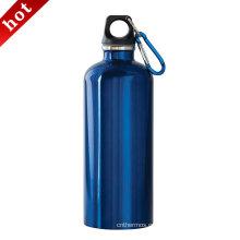 Botella de agua potable