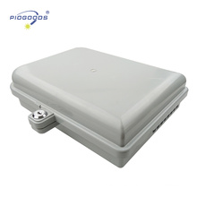 PG-FTTH0216B 16 núcleos FTTH SC adaptador de fibra óptica Gabinete de distribución