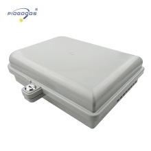 PG-FTTH0216B 16 cores FTTH SC adapter Fiber Optical Distribution Cabinet