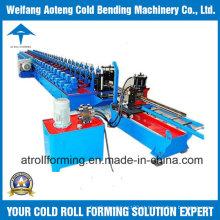 Rolo de armazenamento Rack formando máquina