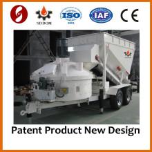Мобильный бетонный завод MB1800 для продажи Китай Производство