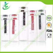 800ml Tritan Wasserflasche mit automatischer Kappe, BPA frei