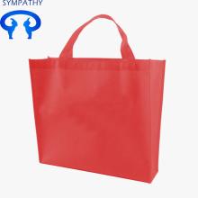 Custom green bag non-woven shopping bag