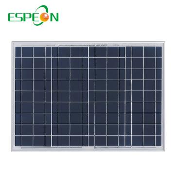 Espeon Günstigen Preis 18V 100W polykristalline Solarzellen zum Verkauf