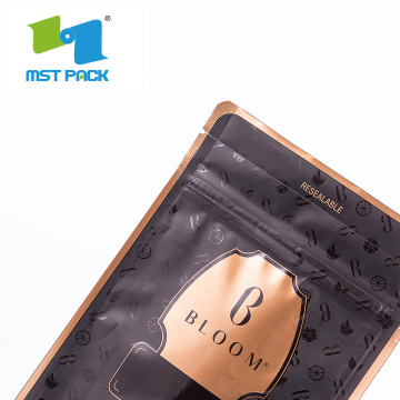 Flat Bottom Bag Blok Bawah Coffee Bag