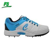 New brand Europe rubber cricket shoes china for man