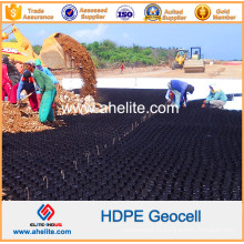 Géocellules en plastique de HDPE de prix usine pour Stable la route de l'autoroute