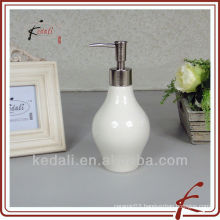 New Ceramic Porcelain Pump Lotion Dispenser Liquid Soap Dispenser