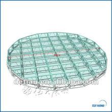 gute Qualität Anhänger mobile Bühnen zum Verkauf Aluminium Konzertbühne modulare Ausstellung Bodenbelag