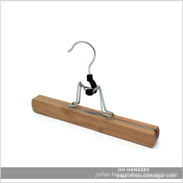 Lipu Made Wooden Bottom Clothes Extension Hair Hanger