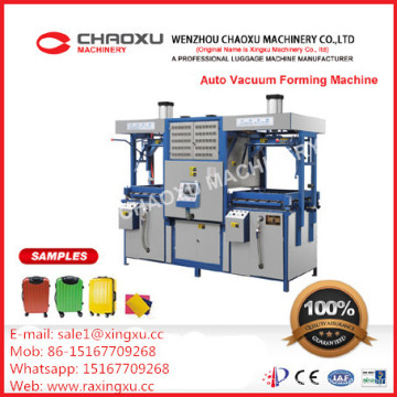 Auto Luggage Vacuum Forming Blister Thermoforming Machine From China