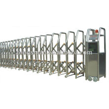 remote control retractable gate