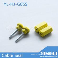 Selos de contêiner descartáveis com impressão a laser (YL-HJ-G05S)