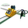Venda quente portátil cnc máquina de corte plasma para cortador de plasma portátil de aço carbono