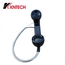 Auricular impermeable del ABS con el cable acorazado (T2) Kntech