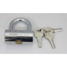 Chrome Plated Hammer Atom Padlock (HP)