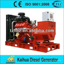 Generador de 350kw scania diesel establece el precio