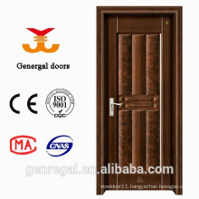 Steel and Wood Texture luxury Strong room doors