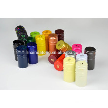 tapas de aluminio, cierre, ROPPclosures papel de aluminio, aluminio flip off seals
