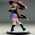 Beliebte japanische Plastik Action Figure PVC-Figur