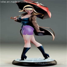 Figura japonesa popular da figura de ação PVC figura