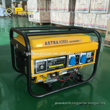 Power Value 2.5kw Mini Self Start Silence Gasoline Generator With Factory Price