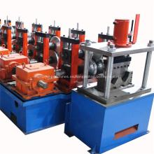 Máquina formadora de rollos de barandilla de dos olas de alta velocidad