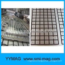 Alnico magnets for electro magnetic chucks