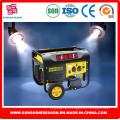 Conjunto de generador de gasolina 2.5kw para uso doméstico y al aire libre (SP4800E2)