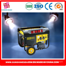 2.5kw Petrol Generator for Home and Outdoor Use (SP4800E2)