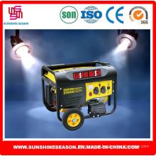 Gerador de Gasolina 2.5kw para Uso Doméstico e Externo (SP4800E2)