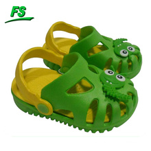 latest model animal cute eva garden shoe for kids
