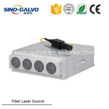 Laser de fibre efficace de laser de laser de fibre de laser de la fibre 20w maximum