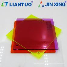 5mm transparente durchsichtige Acrylglasscheibe aus Plexiglas