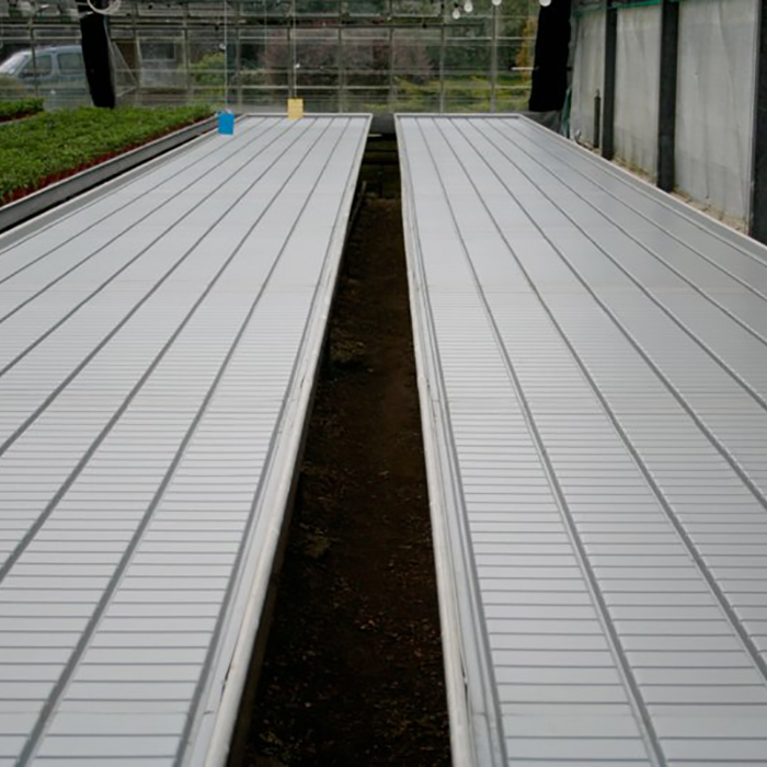 Greenhouse  Tidal Seedbed Seed Bench