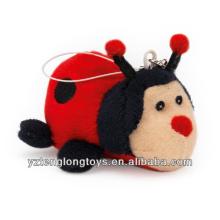 Venta al por mayor Ladybug Shaped Plush Screen Cleaner