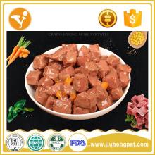 OEM 100% naturel snack pour chien nourriture pour chien en conserve humide
