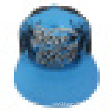 Fitted Baseball Cap with Flat Peak Ne1534