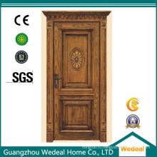 Подгонянная дверь для пользы семьи с высокого качества (WDP1026)